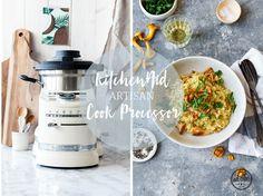 Der KitchenAid Artisan Cook Processor – Danke, K.I.T.T.!