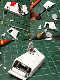 GP01 [Open Hatch Concept] Perfect Grade ~ TOYMAKER