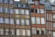 One of my favorite places: Rennes, France