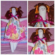 Nikinha - a minha boneca de pano...