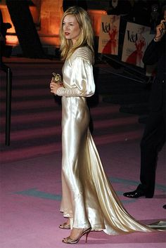 kate in vintage christian dior. by {this is glamorous}, via Flickr