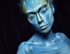 Model: Ekaterina Kuvaeva. Photo & make-up: freeone. Hair: Svetlana Astasheva