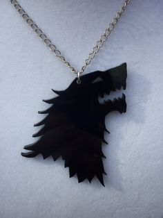 Stark necklace - Game of Thrones