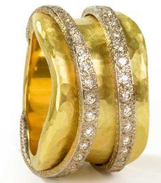 Total luxury in 18k gold and diamonds by Vendorafa
