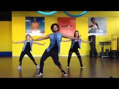 Wisin - Que Viva La Vida by Juan Saturria (Zumba Fitness)