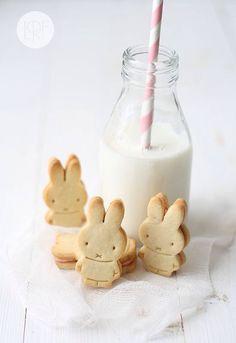 Miffy & milk