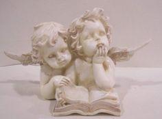 cherub figurine | Dreamsicles cherub Angel Collectible Figurines and ornaments artwork ...