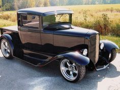 1930 Ford Model A..... The Year My Ma was born! ☺ I miss you dealing momma!! ❤❤