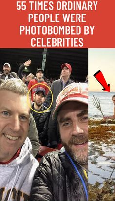 #ordinary #people #photobombed #by #celebrities