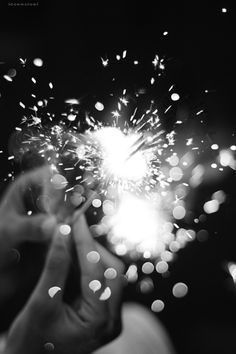 No one can deny our spark. #love #couple #sparklers