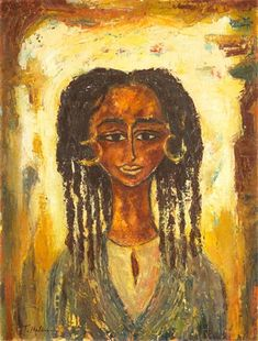 View Nubian Girl by Tahia Halim on artnet. Browse upcoming and past auction lots by Tahia Halim. Middle Eastern Art, Bond Street, Egyptian Art, Global Art, Art Market, Black Girl Magic, Past, Harry Potter, Auction