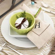 Clothespin Napkin Ring