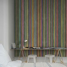 Ribbons wallpaper