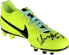 d0557c90078eec Wayne Rooney Manchester United Autographed Cleat - Fanatics Authentic  Certified - Autographed Soccer Cleats
