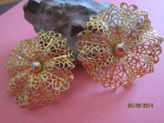 Silver and gold by Amie Bair on Etsy