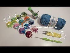 ▶ كروشيه قبعة صغيرة Crochet Mini Hat - YouTube