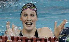 Missy Franklin (a.k.a the most amazing swimmer EVER!)