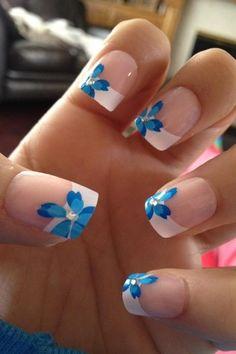 yukata nails