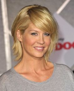 Pictures & Photos of Jenna Elfman - IMDb Jenna Elfman, Easy Hairstyles For Long Hair, Cool Hairstyles, Short Blonde, Blonde Hair, Dog Haircuts, Hair Affair, Cut And Color, Hair And Nails