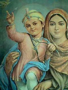 WALLPAPER ON THE NET: Guru Gobind Jee and Mata Gujri Jee