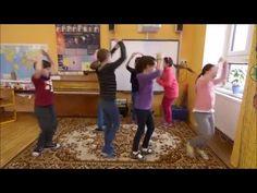 Teta - píseň s pohybem - YouTube Relax, Youtube, Teaching, Activities, Film, School, Children, Games, Primary School