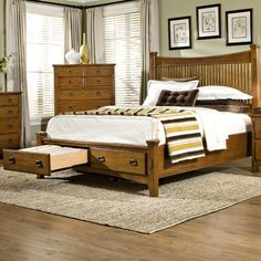 Adult bedroom ideas on pinterest diy bed storage beds for Bedroom furniture in zanesville ohio