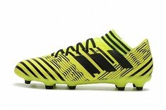 823b460d5 FIFA World Cup Russia 2018 Adidas Nemeziz Messi 17 1 FG Yellow Black Kobe  Shoes