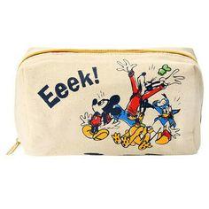 Mickey & Friends Pouch
