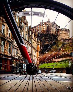 shot of Edinburgh Ca