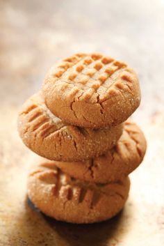 Made with herbal sweetener stevia, this recipe makes coconut peanut butter cookies perfect for freezing.