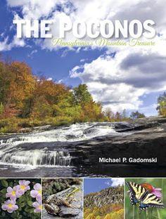 The Poconos: Pennsylvania's Mountain Treasure - #sponsored Travel Book Review
