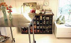 amy butler's studio