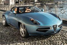 Alfa Romeo Disco Volante Spyder Touring 2016