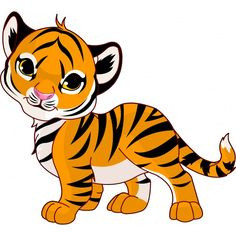 tiger clip art for kids clipart panda free clipart images ppe rh pinterest com free clipart tiger paw prints free clipart tiger paw