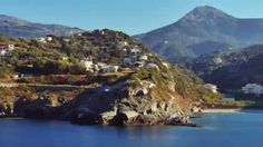 """The Greek Island of Ikaria is a """"blue zone,"""" places where people have a decent chance of reaching age Bill Weir and """"The Wonder List"""" pay a visit. Hotel Airbnb, Booking Sites, Greek Isles, Live Long, Greece, Places To Visit, Island, Vacation Ideas, Retirement"""