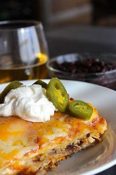 Chicken Enchilada Casserole - Simple Green Moms