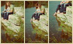 lonna janel studio: Engagement / Faces