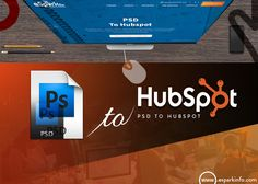 WE CONVERT YOUR DESIGNS TO HUBSPOT COS TEMPLATES Contact Us.