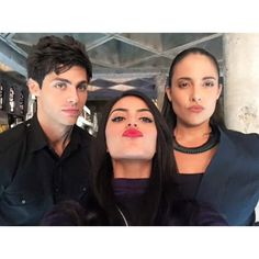 The lightwood family is FIERCE! #shadowhunters #lightwood