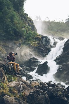 w-canvas: Forest Falls | Rob Sese