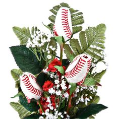 Searching for the perfect gift for a baseball fan?  Buy Baseball Roses for birthdays, weddings, proms, graduations, funerals, anniversaries, Mother's Day, Father's Day, and Valentine's Day