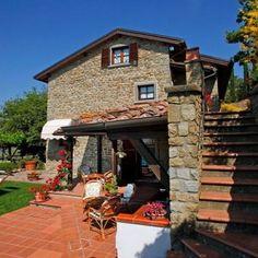 Farmhouse rental Cortona Tuscany