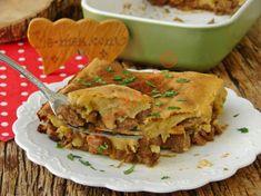 Kuşbaşı Et Terbiyesi Tarifi, Nasıl Yapılır? (Resimli)   Yemek Tarifleri Apple Pie, Food And Drink, Desserts, Board, Recipe, Kochen, Tailgate Desserts, Deserts, Dessert