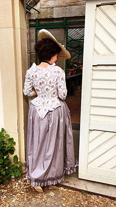 18th Century Jacket by Miss Parlic | the ancient