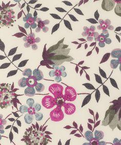 Liberty Art Fabrics Edenham L Tana Lawn | Classic Tana Lawn Fabrics by Liberty Art Fabrics | Liberty.co.uk