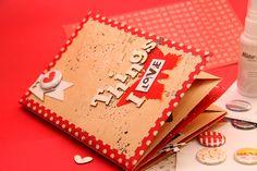 beedeesign - mini album Scrapbook Albums, Altered Books, Mini Albums, Scrapbooks, Book Art, Extended Play, Mini Scrapbooks
