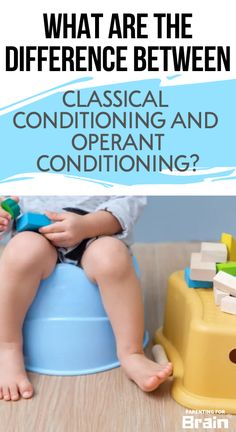 Conditioning is frequently used in everyday life. Let's look at some examples and differences between classical and operant conditioning. We'll also examine their use by parents to modify children's behavior and its implication. Parenting Articles, Parenting Hacks, Operant Conditioning, Social Skills For Kids, Alphabet Phonics, Bad Kids, Kids Behavior, Parenting Toddlers, Parent Resources