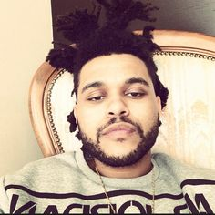 Abel is the selfie king The Weeknd