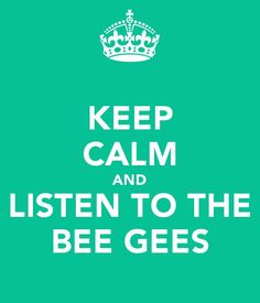Keep Calm and Listen To The Gibbs <3