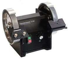 Tradesman DC Variable Speed Bench Grinder, Amazon